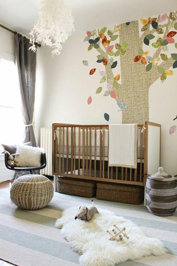 30 Ideen für Kinderzimmergestaltung - kinderzimmer gestalten ideen - kronleuchter fur kinderzimmer