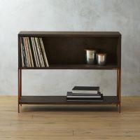 dean record cabinet-console | Modern cabinets, Record ...