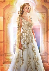 2016 Alfred Angelo Disney Fairy Tale Wedding Gowns ...