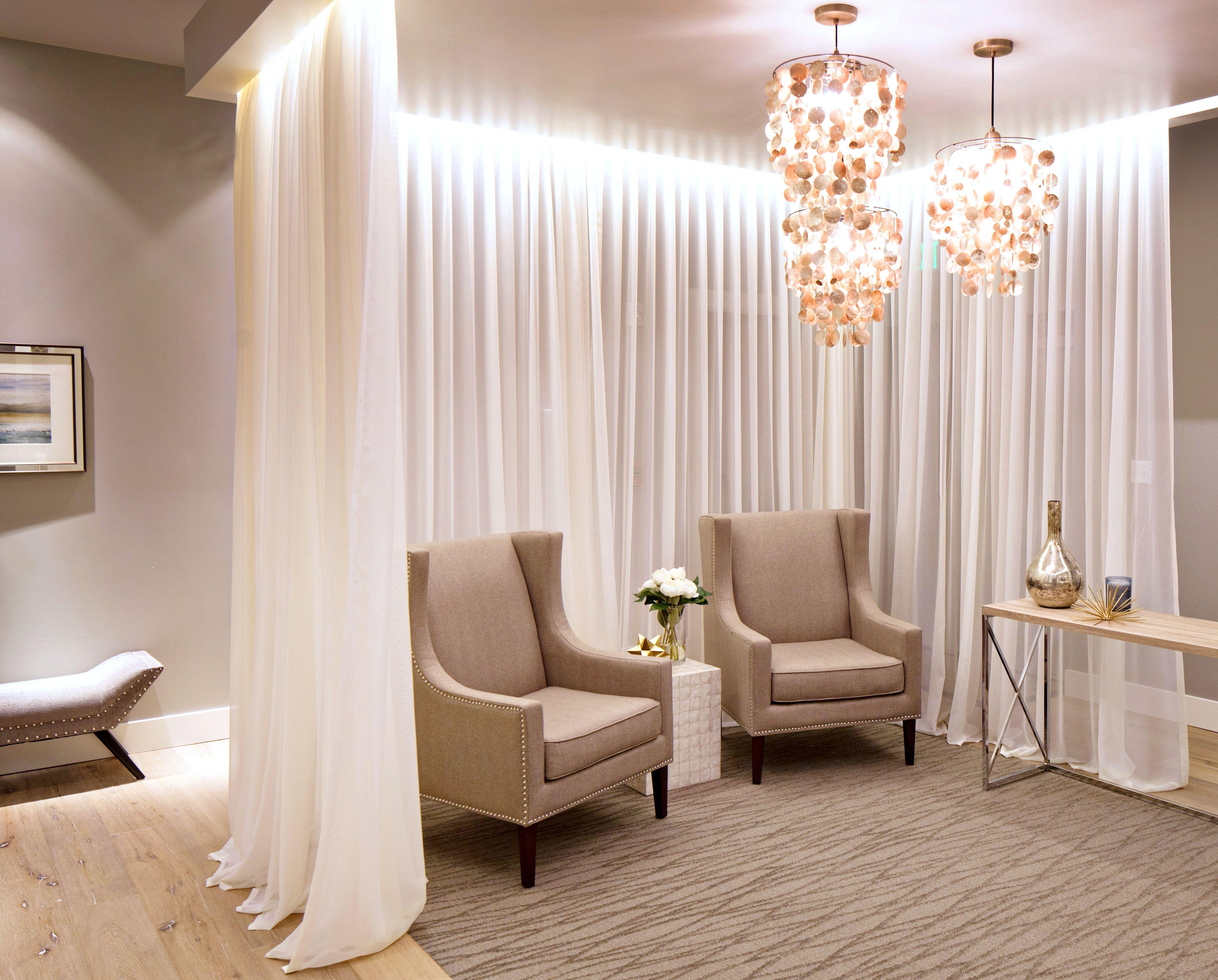 Pernuladesign com spa design interior design relaxation room medical design