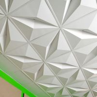 Drop Ceiling Tiles - Crystal Foldscapes - Accessories ...