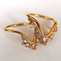 South Indian ring | RINGS