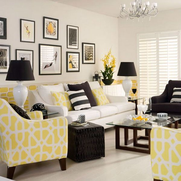 grey and yellow living room when designing the living room - yellow and grey living room