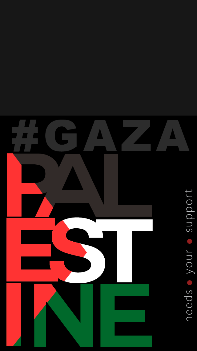 Kd Quotes Wallpaper Gaza Palestine Iphone Wallpaper Mobile9 Iphone 7