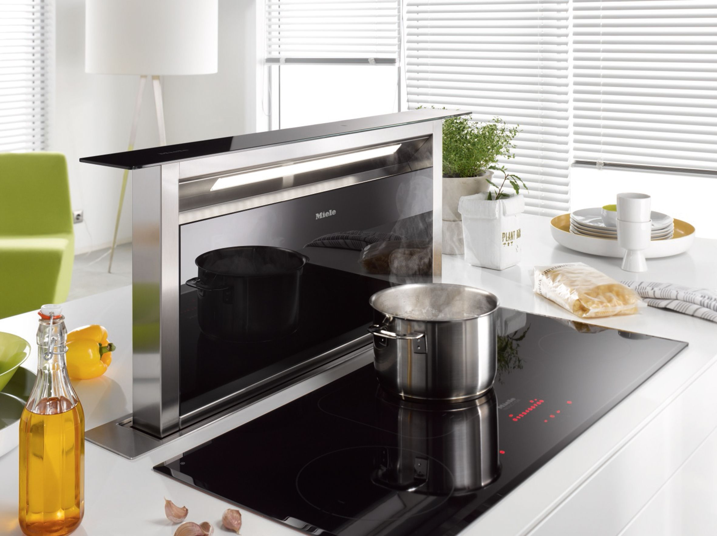 Miele Kitchen Design Another Extraction Solution For Kitchen Islands Is The