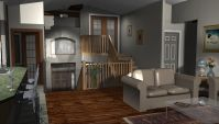Bi Level Home Entrance Decor | Bi Level House Plans with ...