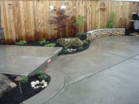 Concrete Finishes for Patios and Walkways Broom Finish ...