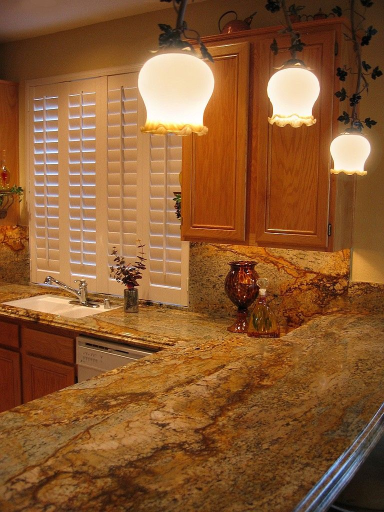 Yellow River Granite Countertop Yellow River Granite