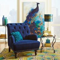Pier One Peacock decor | Home Decor | Pinterest | Peacock ...