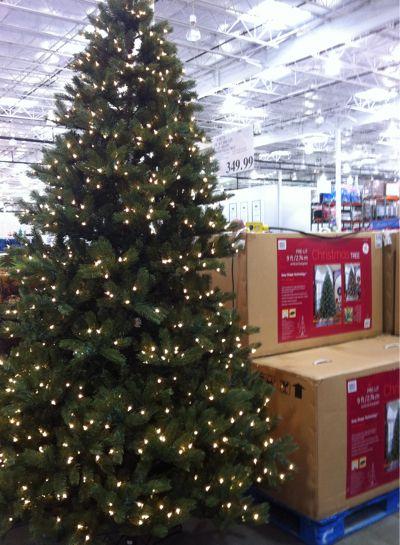 Costco u2013 Christmas Tree prices, Christmas Decoration prices - costco christmas decorations