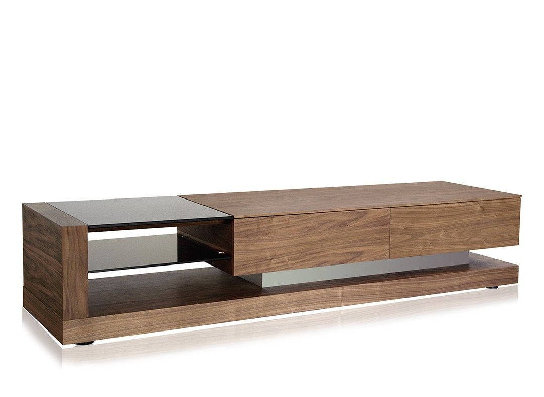 Contemporary Tv Stands Liam Mid Century Modern Tv Stand Walnut Greggs Projects