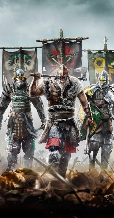 For Honor HandsOn Preview The Way of the Warrior | wallpapers | Pinterest | Gaming wallpapers hd ...