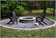 Best 25+ Stone fire pit kit ideas on Pinterest | Outdoor ...