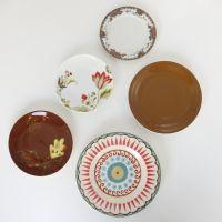 Country Plates Home Decor - talentneeds.com