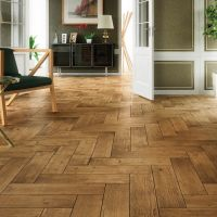 Wood effect porcelain tiles 17.16 per m2 | Kitchen ...