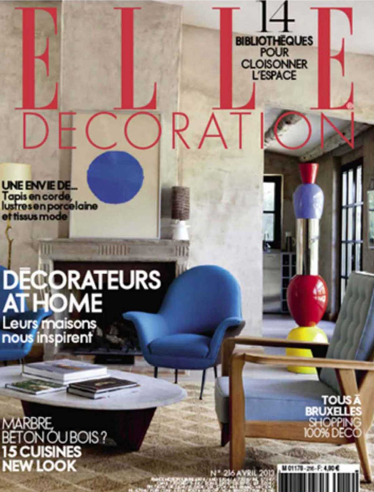 Elle Decoration France Elle Deco France 01 Architectural Details Pinterest