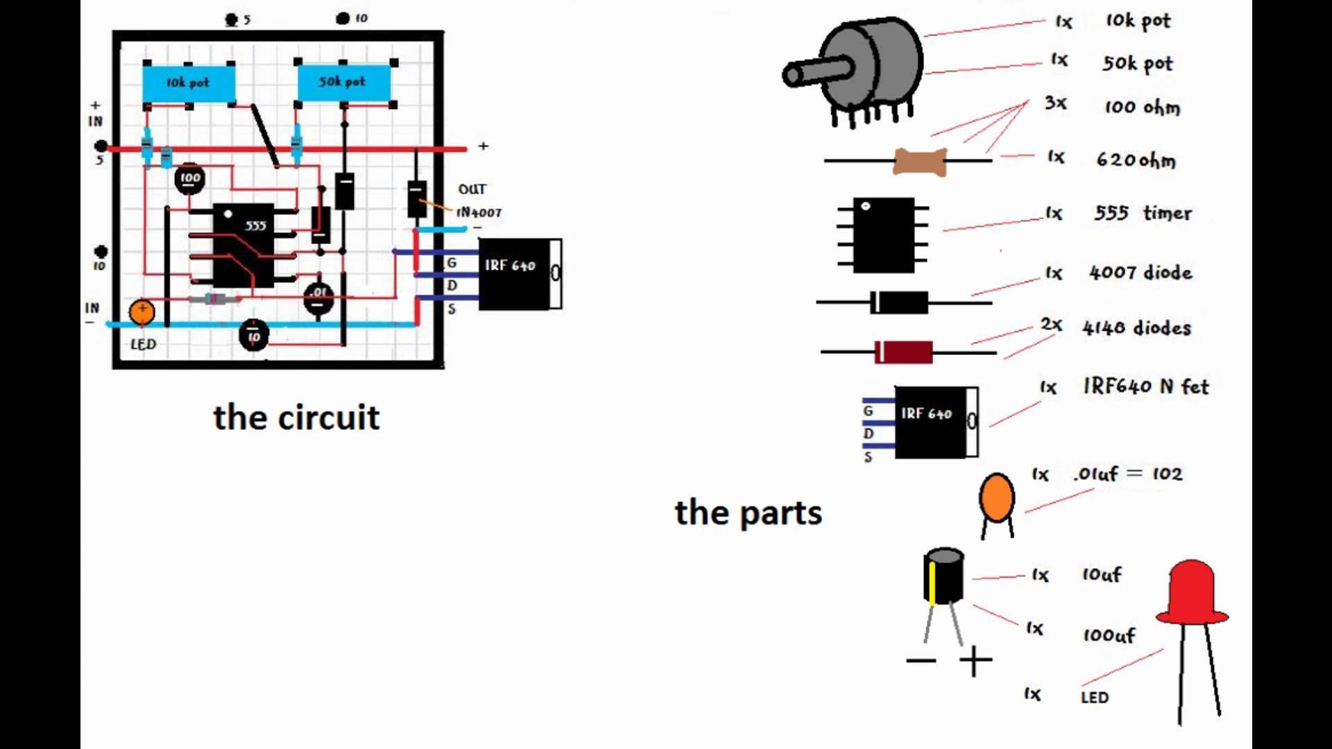 Hho Generator Schematics Auto Electrical Wiring Diagram Pwm Hydrogen