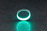 Lume Ring - Turquoise | Ring and Weddings