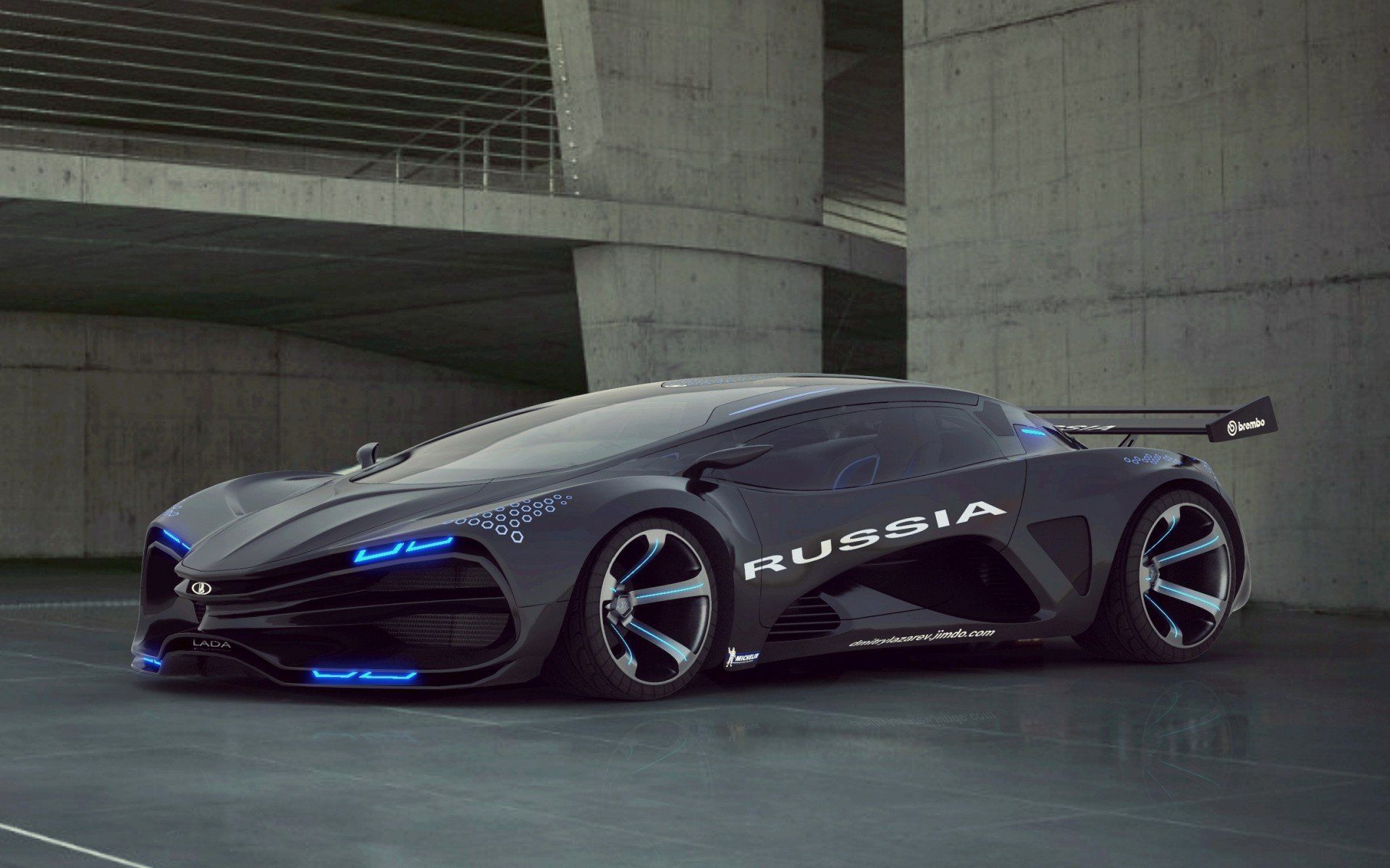 hypercar design