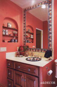 spanish decorating style   Spanish Style Bathroom ...