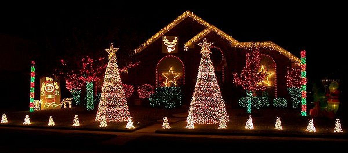 20 Awesome Christmas Decorations For Your Yard Outdoor christmas - christmas decorations outdoors
