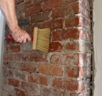 How to Remove Plaster From a Brick Chimney | Plaster ...