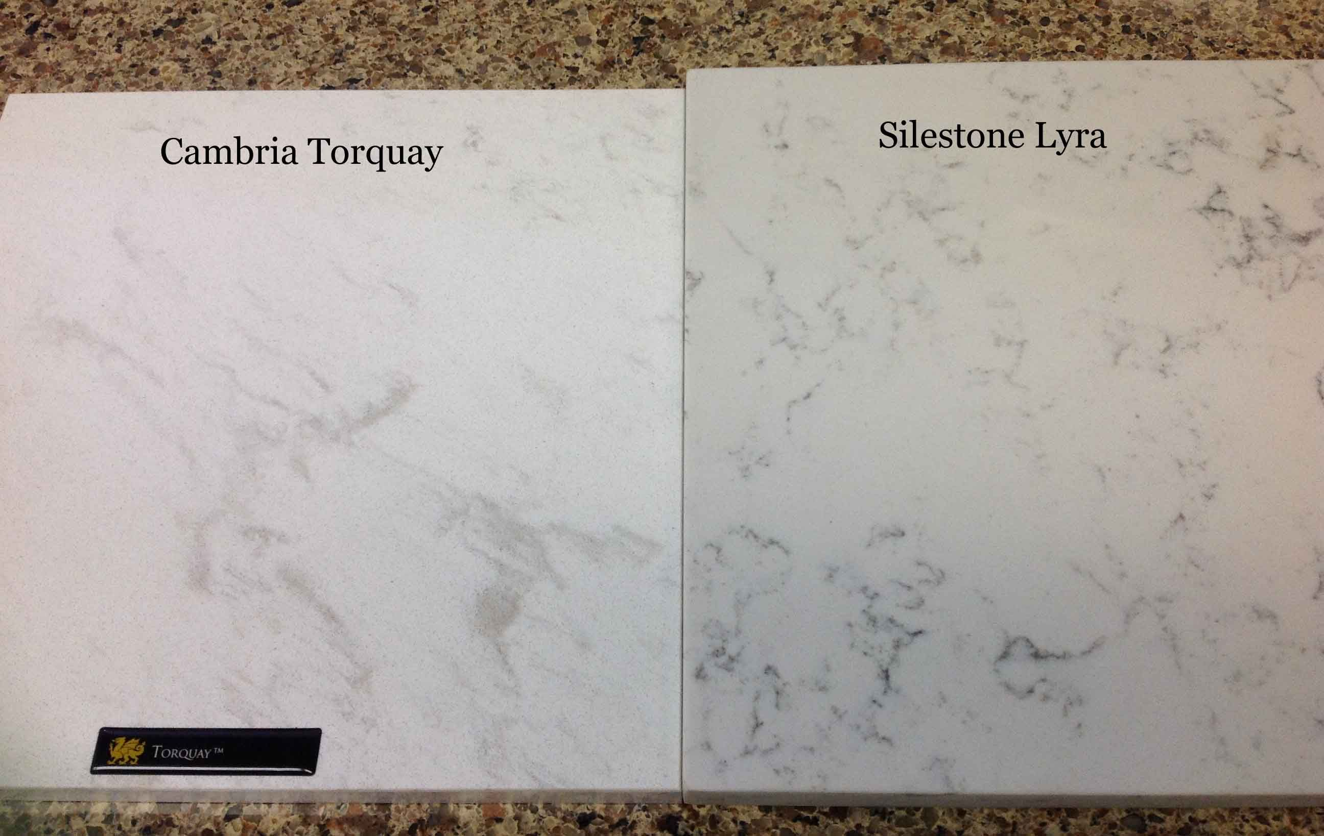Quartz Countertops More Expensive Than Granite Lyra Silestone Counters Silestone Lyra You Can See