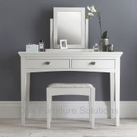 Hampstead White Dressing Table | Dressing, Furniture and ...