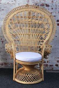peacock chair natural1 | christine-connors | Pinterest ...