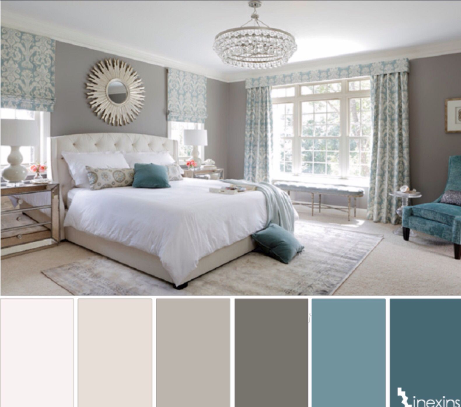 Couleurs Chambres Inspiration Couleurs Chambre Bedrooms And Living Rooms