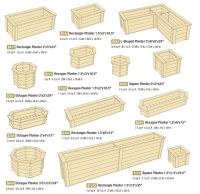 Garden Planter Boxes | Outdoors | Pinterest | Garden ...