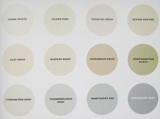 Best Neutral Paint Color Ideas From Thom Filicia Neutral paint - best neutral paint colors for living room