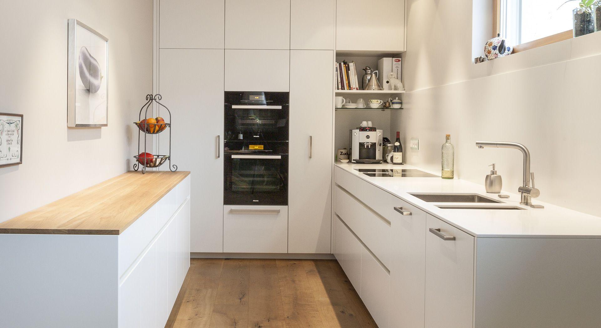 Grifflose Kuche Von Ikea Kuche Mit Insellosung Kuchen Ekelhoff