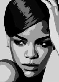 Bildresultat fr pop art black and white | Pop-Art ...