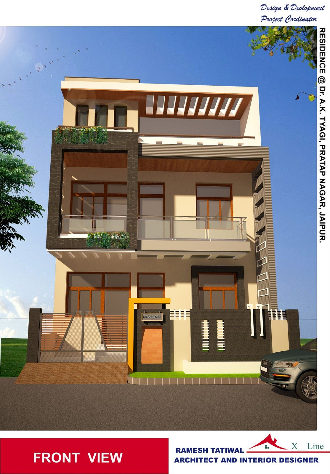 India Homes Design Housedesigns Modern Indian Home Architecture Design From