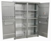 Metal Cabinets | Metal Cabinets | Pinterest | Metal ...