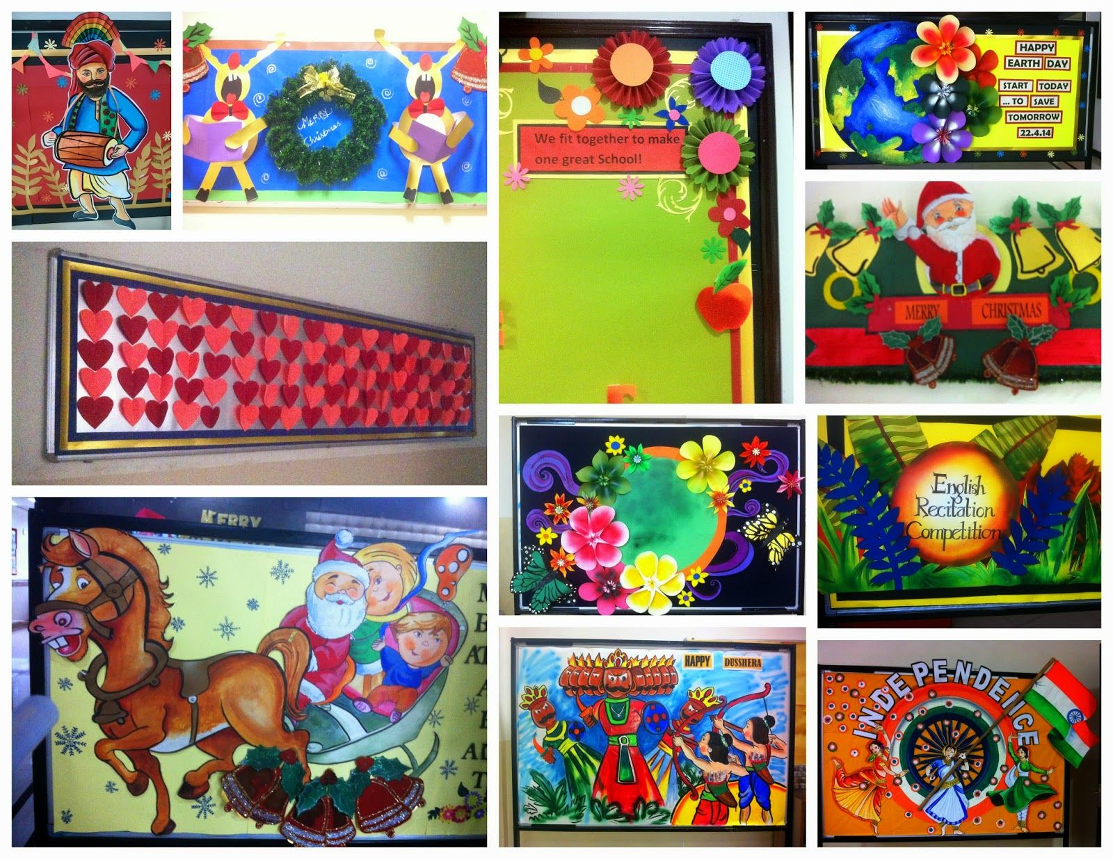 Art craft ideas and bulletin boards for elementary schools collection of bulletin boards