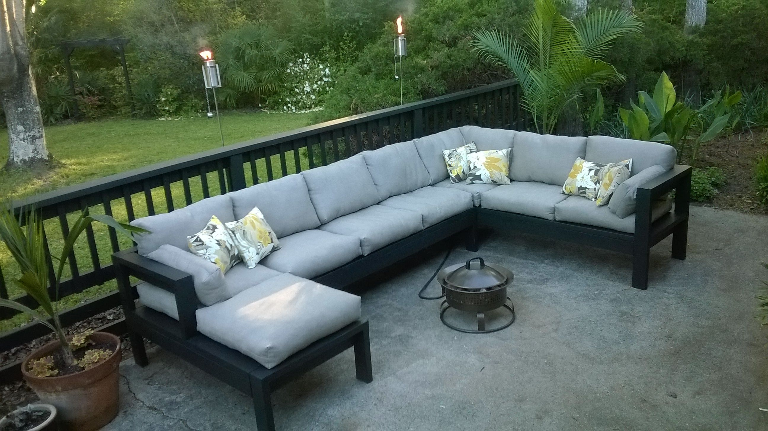 Do Yourself Home Improvement Project Outdoor Sectional Do It Yourself Home Projects From Ana