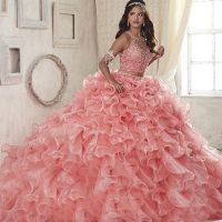 Find More Quinceanera Dresses Information about Two Piece ...