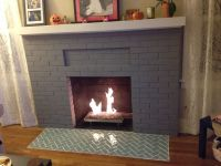 Sage Green Glass Subway Tile | Glass tile fireplace, Tiled ...