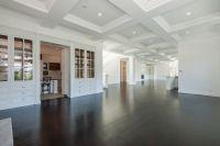 Dark floors, white trim, coffered ceilings   Piboolnuruk ...