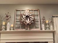 Magnolia Market cotton wreath- HGTV Fixer Upper   For the ...