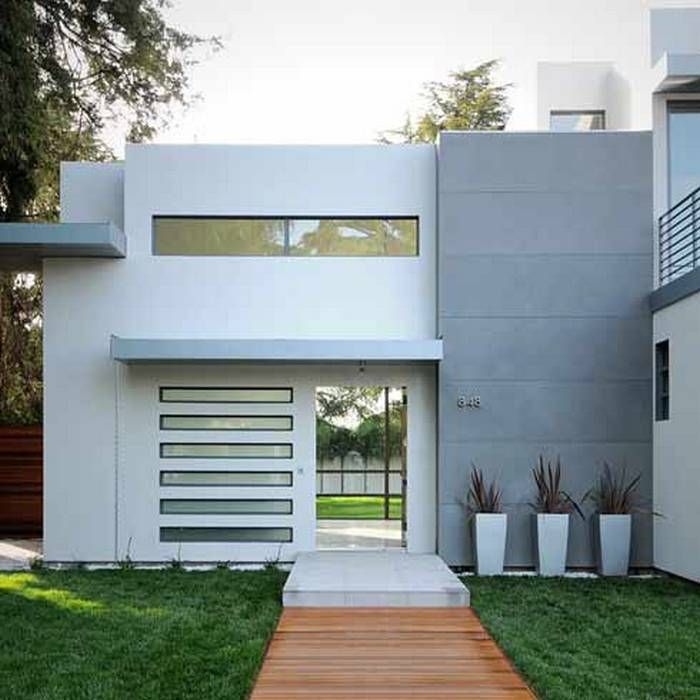 Minimalist Small House Design Modern architecture Pinterest - modern small house design