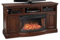 Toscana Entertainment Wall Units Fireplace Credenza - Leon ...
