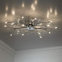 "Possini Euro Branch 30 1/2"" Wide Ceiling Light Fixture ..."