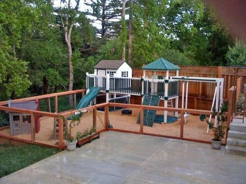 home daycare playground area - Google Search Home daycare ideas - home playground ideas