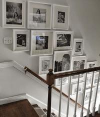 Best 25+ Stairway wall art ideas on Pinterest | Stairway ...