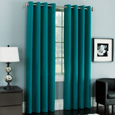 Teal Curtains Living Room Pinterest Teal curtains, Teal and - teal living room curtains