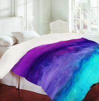 indigo ombre tie dye bedspread - Google Search | My room ...