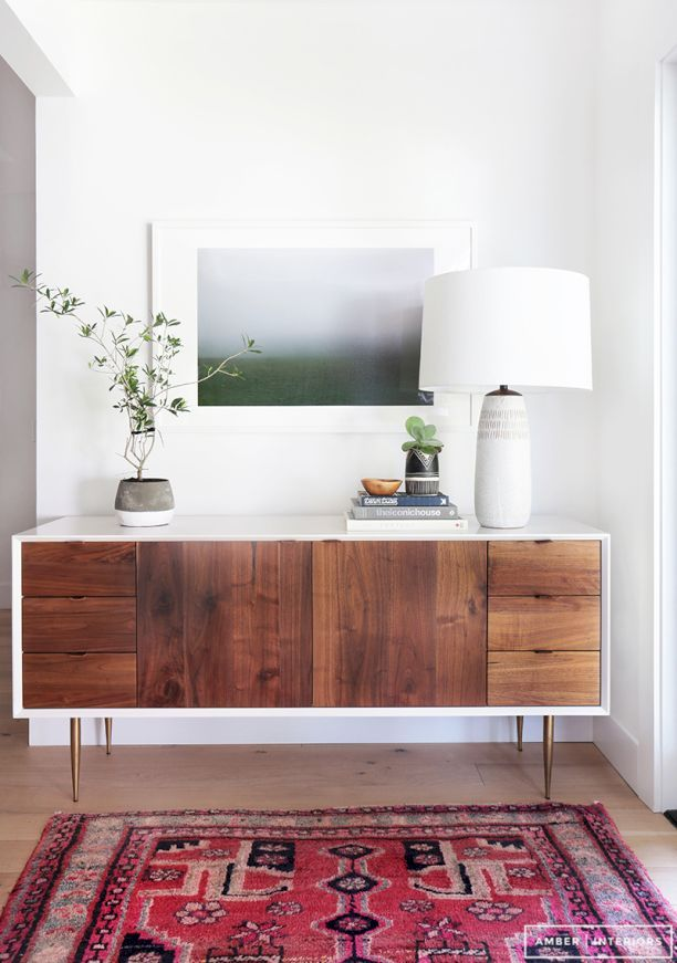 66 Mid Century Modern Living Room Decor Ideas Modern Living Room   Das  Moderne Sideboard Stil